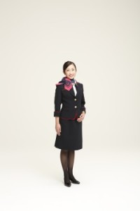JAL CA制服